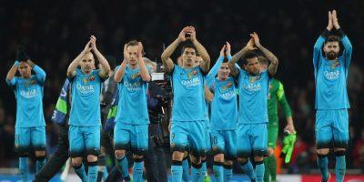 Pues no pierden desde el 3 de octubre de 2015 (Ante Sevilla) Foto:Getty Images