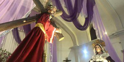 Procesión infantil de Jesús Nazareno de los Milagros, hoy sábado 5 de marzo de 2016