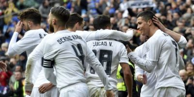 Resultado del partido Real Madrid vs. Celta de Vigo por la liga española 2016