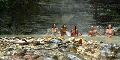 Las jóvenes habían visitado el país junto otro par de amigas Foto: instagram.com/marina.menegazzo/