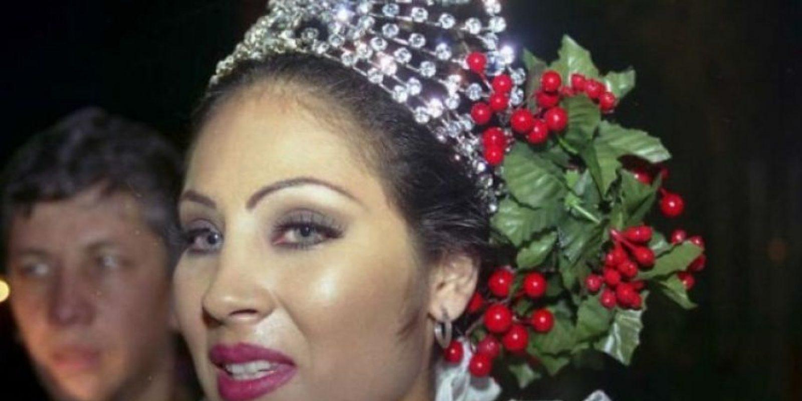 Angie Sanclemente Valencia: La modelo colombiana pertenecía a una red de narcotraficantes junto a su novio, 6 años menor que ella, que pretendía llevar modelos con droga a diferentes partes del mundo desde Argentina. Foto:Tumbrl