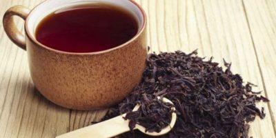 Contiene más propiedades estimulantes, pero menos antioxidantes que el té verde Foto:Twitter