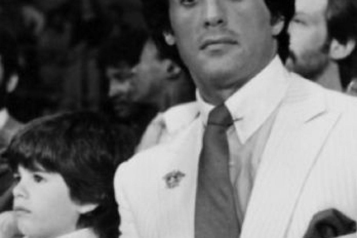 Sage Stallone era hijo de Sylvester Stallone. Foto:vía Getty Images