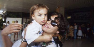Esto la condujo a ahorcarse en 1995. La halló su madre. Estaba colgada de su cinturón. Su padre ni siquiera fue a su entierro. Foto:vía Getty Images