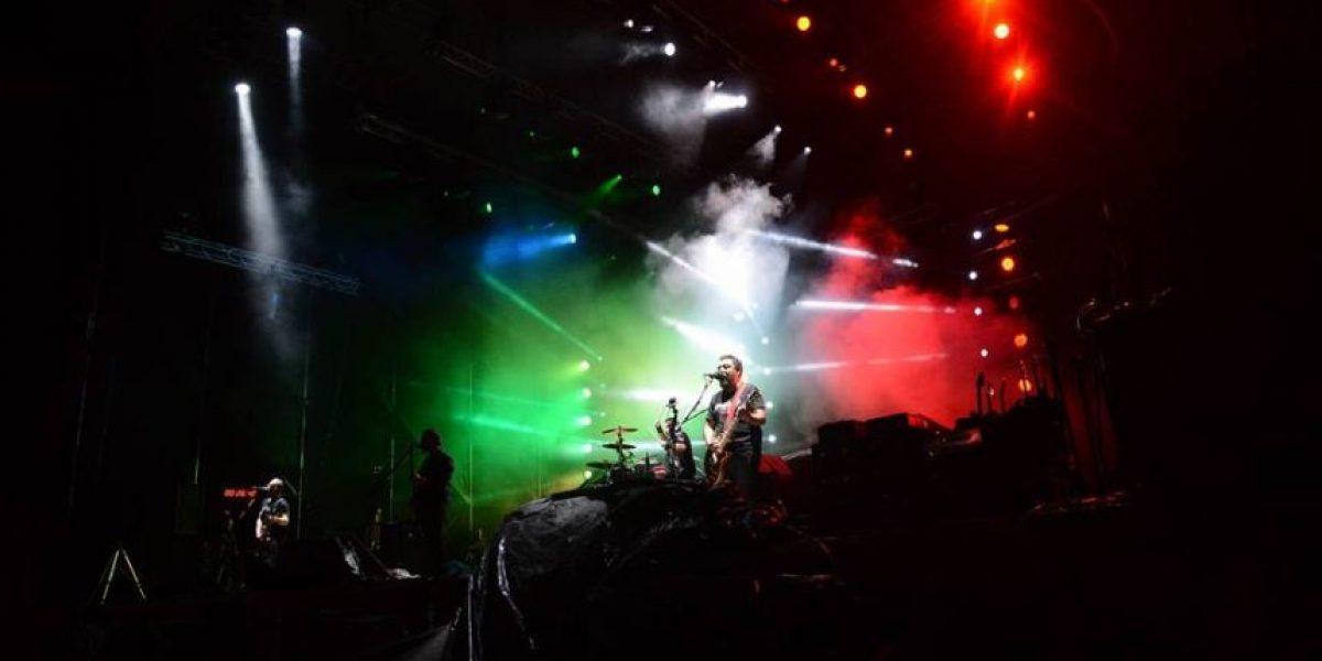 GALERÍA. Molotov prende el escenario de Empire Music Festival 2016