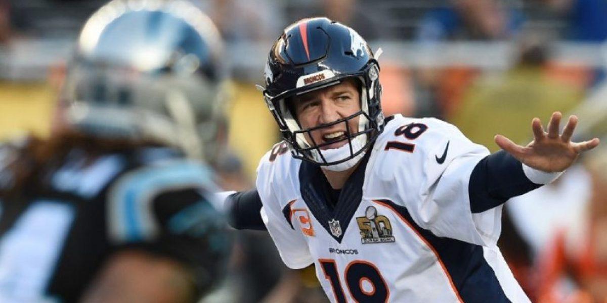 NFL: Cinco grandes momentos en la carrera de Peyton Manning