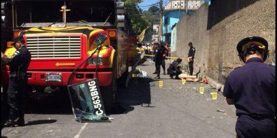 La PDH acompañará a víctimas y a sus familiares, luego de explosión en bus