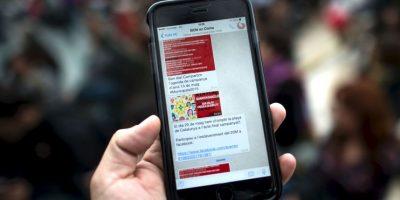 10. Si mandan el mismo mensaje a un gran número de personas Foto:Getty Images