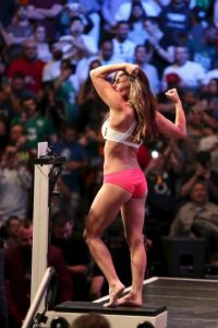 Es parte de la UFC desde 2013 y tiene un récord en artes marciales de 18-5. Foto:Getty Images