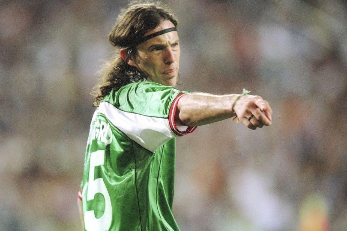 1. Antonio de Nigris / El futbolista mexicano murió el 16 de noviembre de 2009, Ramsey marcó el día 14. Foto:Getty Images