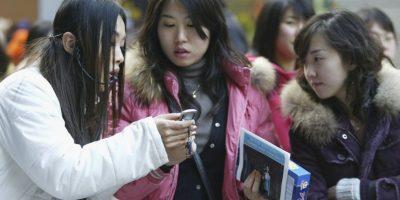 6. Cuando mandan mensajes a usuarios que no tienen agregado su número en la agenda de contactos Foto:Getty Images