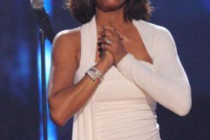 5. Whitney Houston / Ramsey anotó el 11 de febrero de 2012 y horas después falleció la cantante. Foto:Getty Images