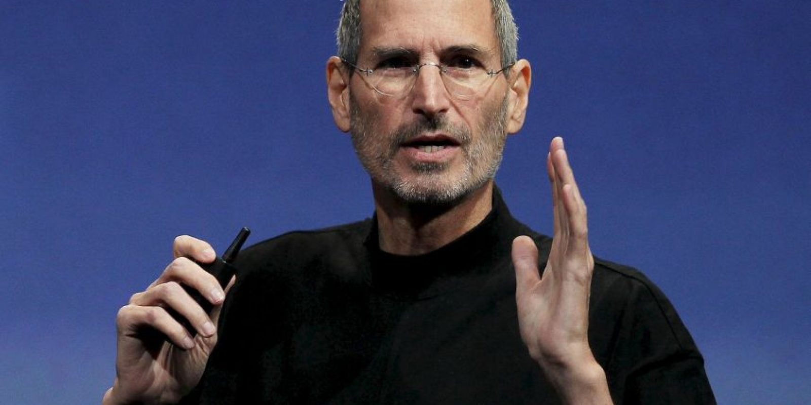 3. Steve Jobs / Tres días después del gol de Ramsey, murió el creador de Apple (5 de octubre de 2011). Foto:Getty Images