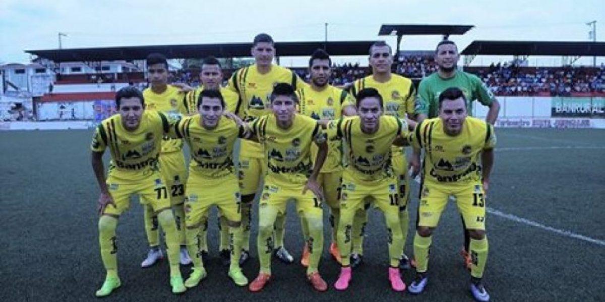 Resultado del partido Marquense vs. Municipal, Torneo Clausura 2016