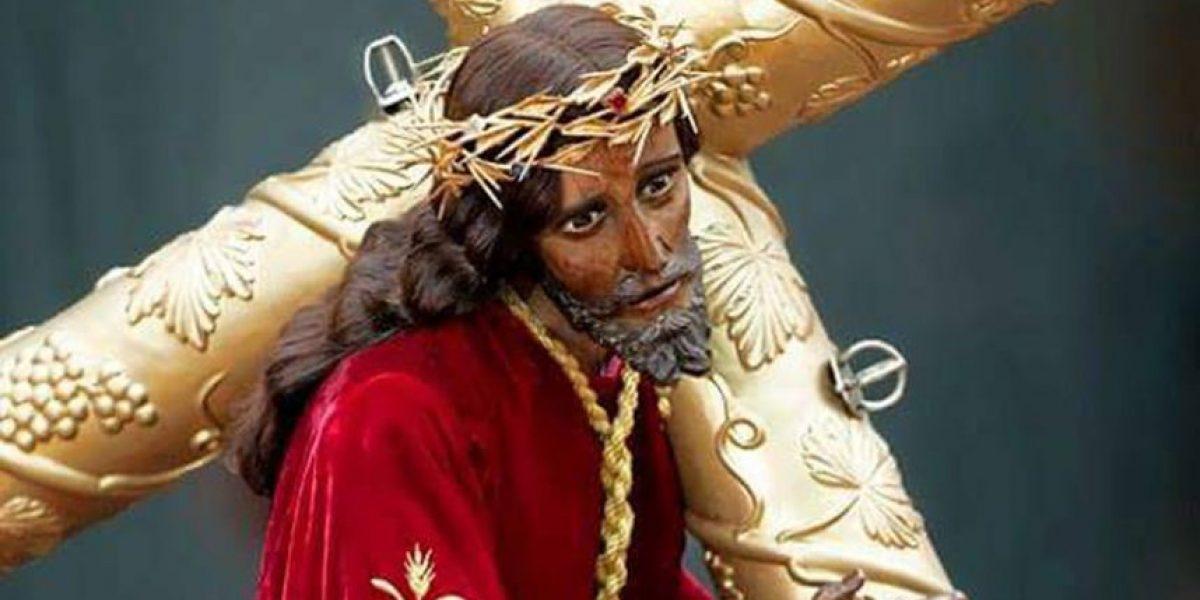 Procesión de Jesús Nazareno de El Gallito, Cuarto Domingo de Cuaresma 2016