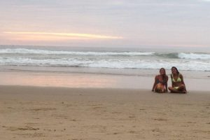 Tenían 22 y 21 años de edad y eran originarias de la ciudad de Mendoza. Foto:Vía instagram.com/marina.menegazzo