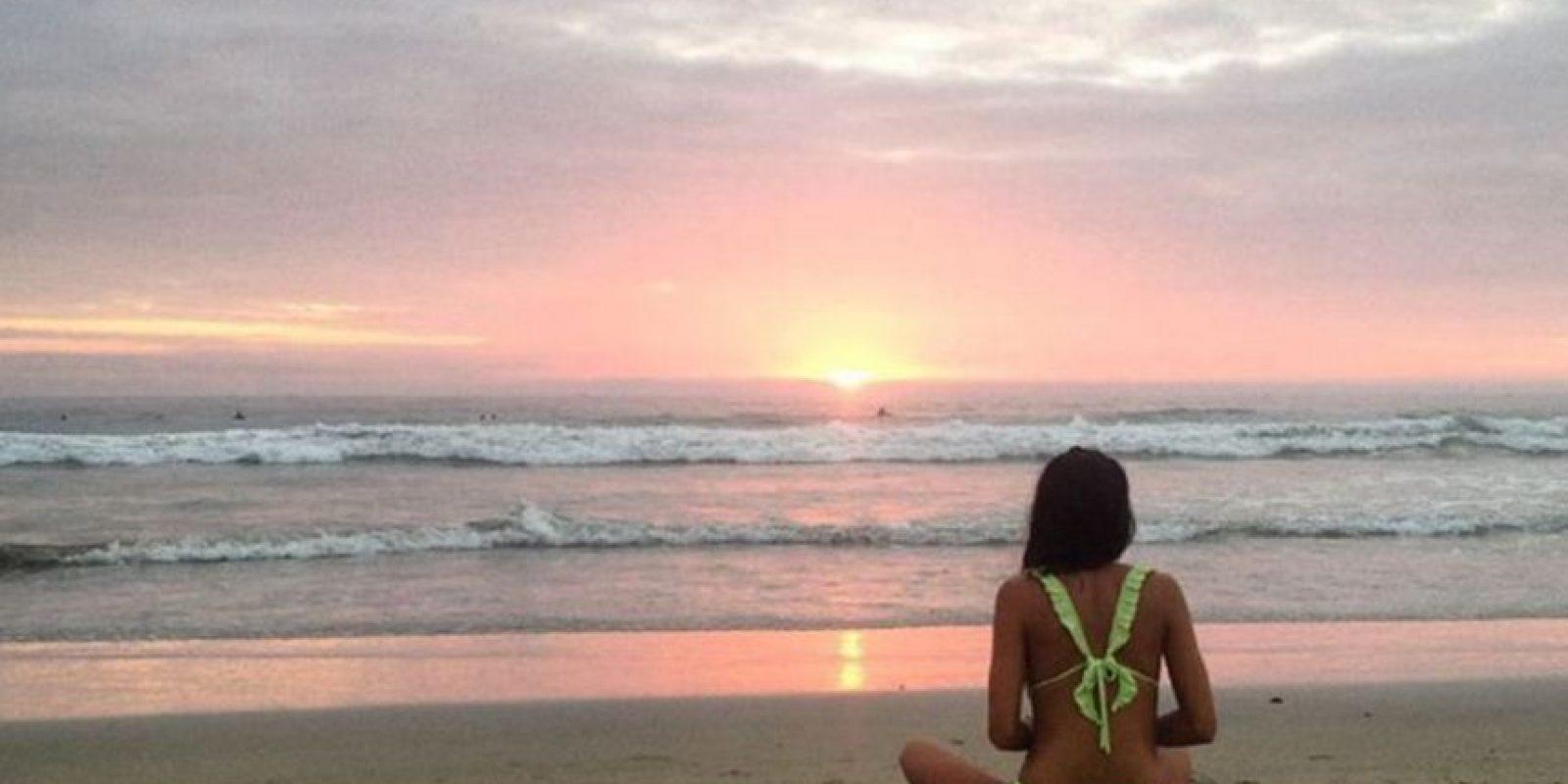 Después de conocer la noticia cientos de mensajes de despedida y aliento a las familias de las dos chicas fueron compartidos en distintas redes sociales. Foto:Vía instagram.com/mariajose.coni