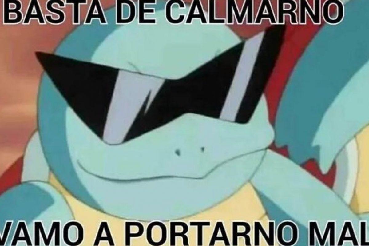 Foto:vía Facebook/ Vamo a Calmarno