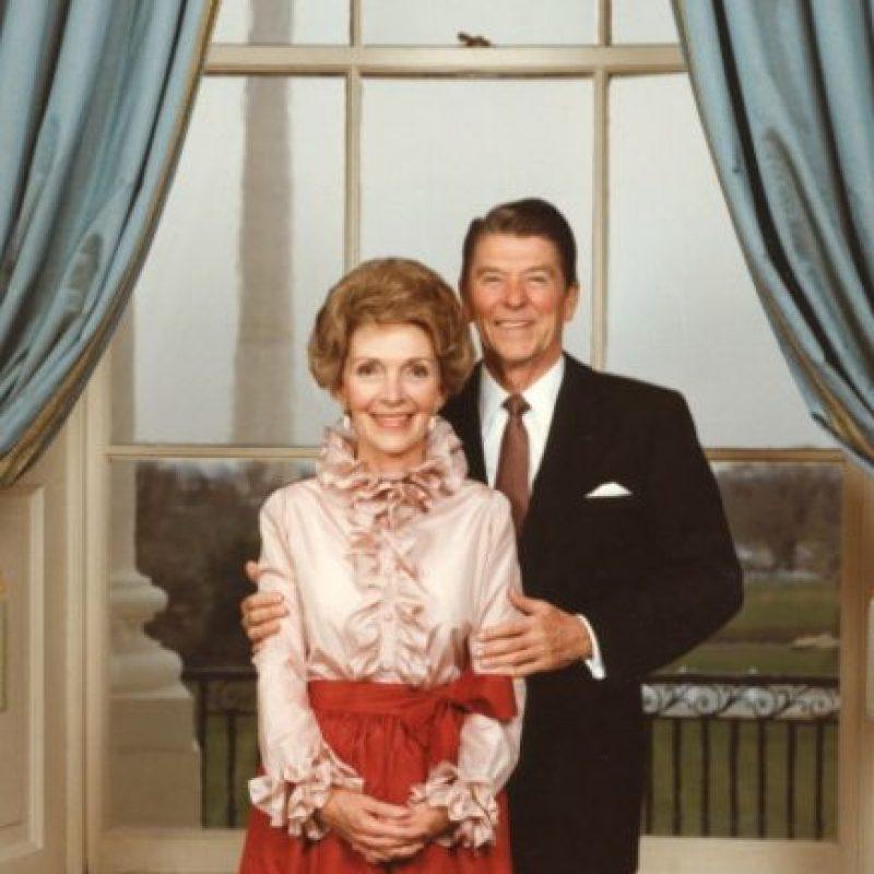 Influyó mucho en la gestión de su marido. Foto:vía Getty Images