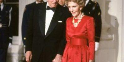 Murió Nancy Reagan, exprimera dama de Estados Unidos