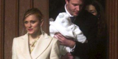Madonna rompe en llanto en pleno concierto por su hijo Rocco