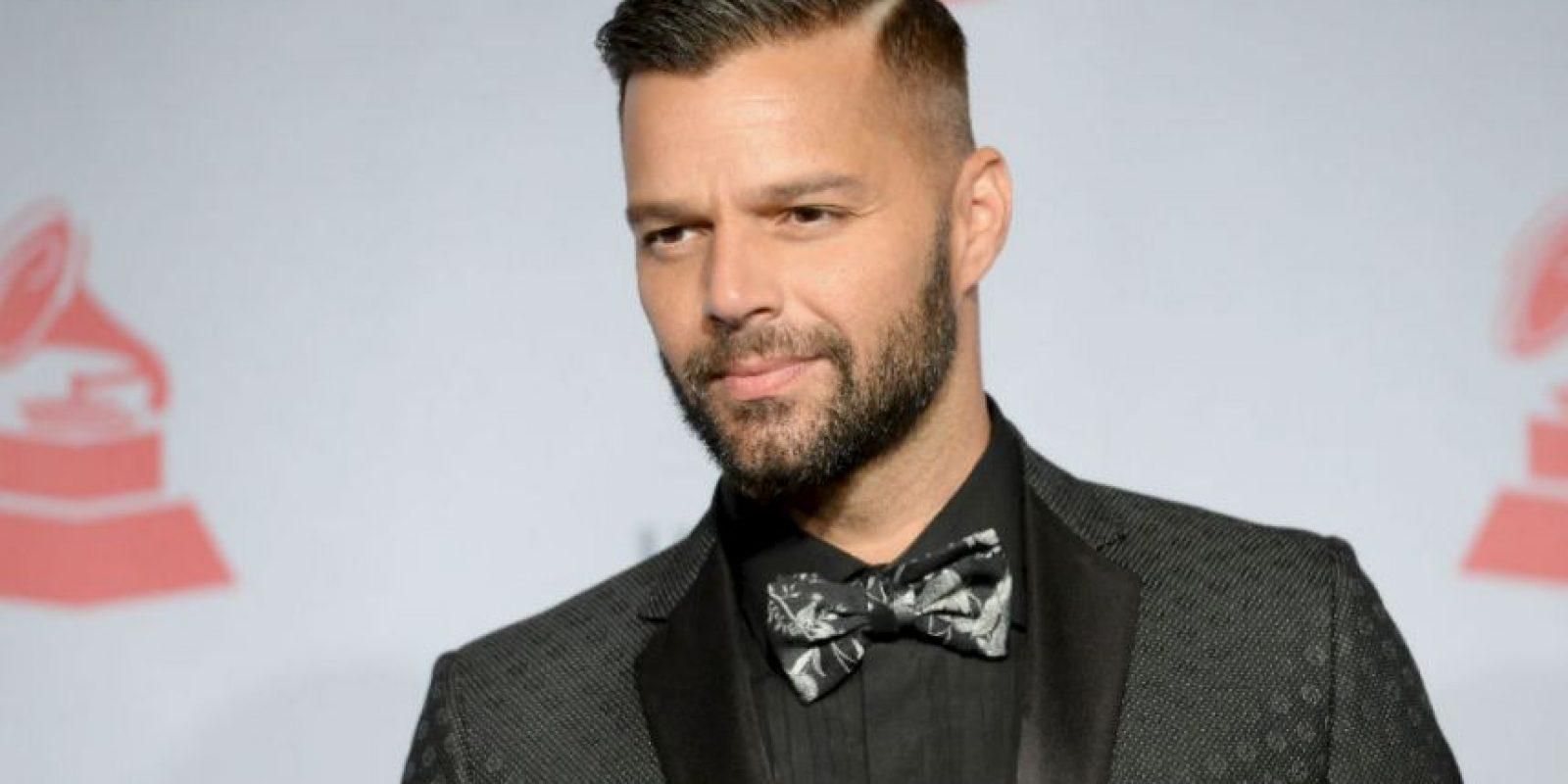 Así como Ricky Martin, hay otros famosos que ya no ocultan su sexualidad. Foto:Getty Images