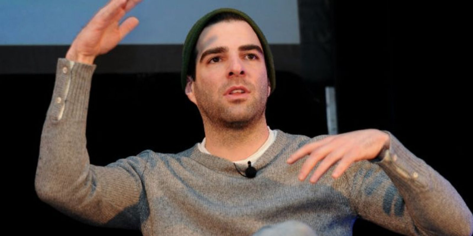 Zachary Quinto. Foto:Getty Images