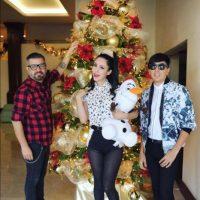 También lanzó una línea de ropa y accesorios. Foto:vía Facebook/Belanova
