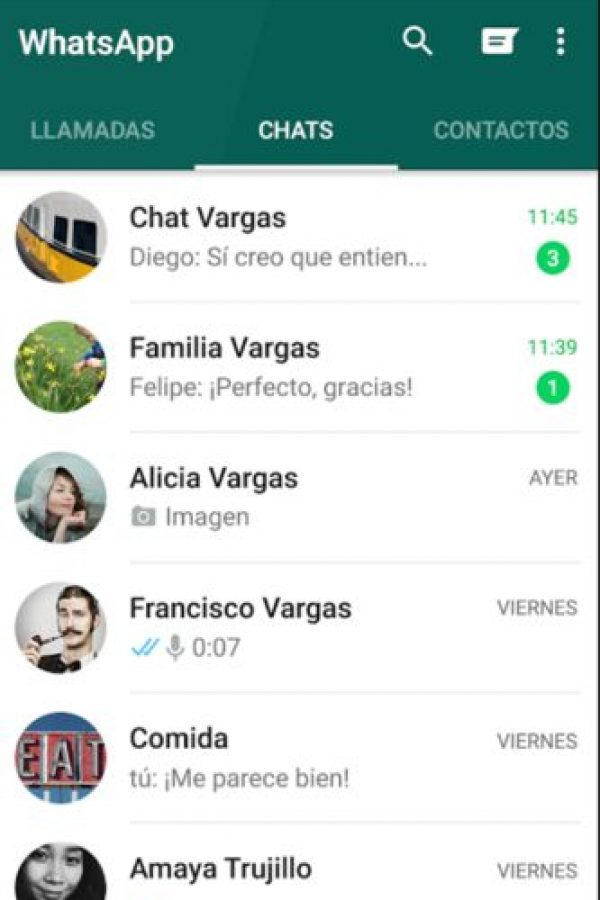 3. Interactuar con más personas en los grupos de WhatsApp Foto:Google Play