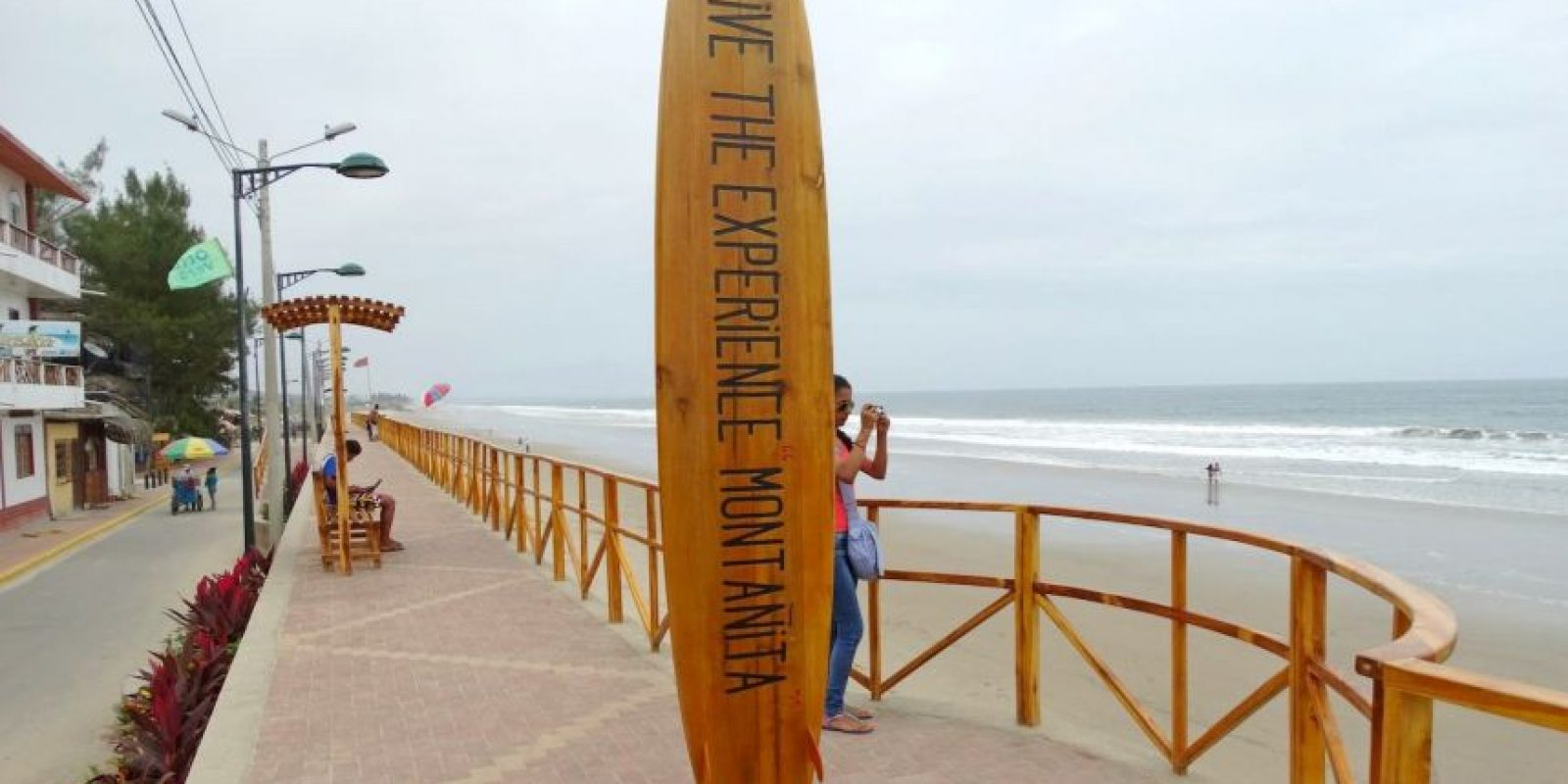 Montañita Foto:Flickr.com