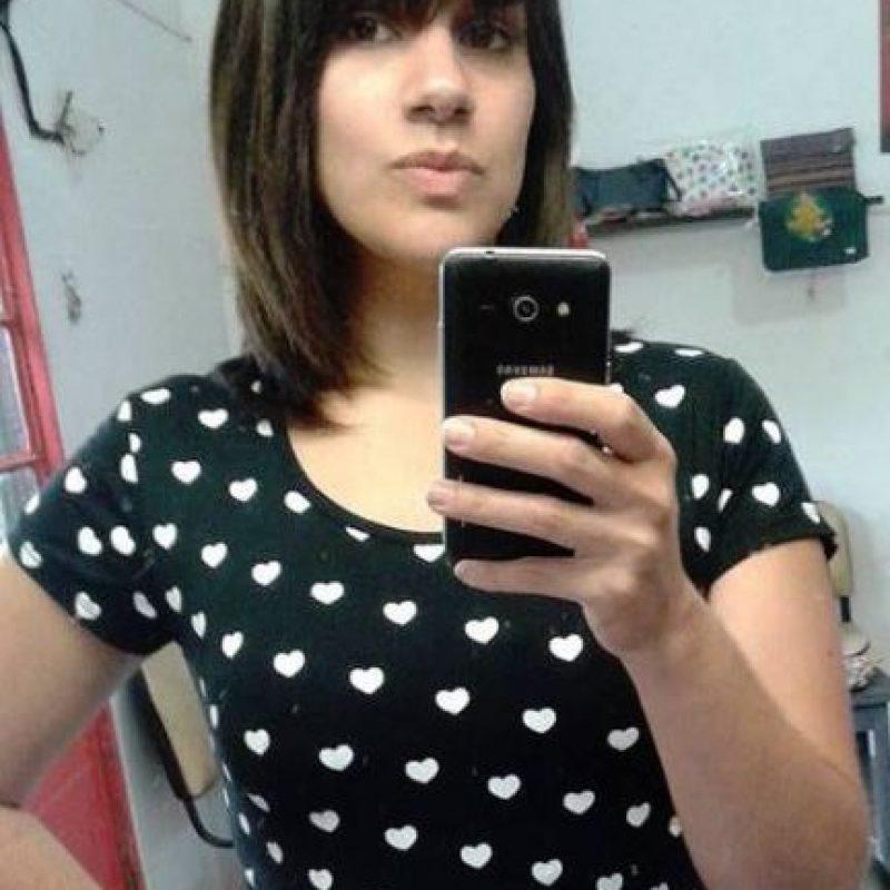 Cintia Laudonio, de 25 años, fue asesinada por su ex pareja con 17 puñaladas. Foto:Vía facebook.com/cintiaveronica.laudonio