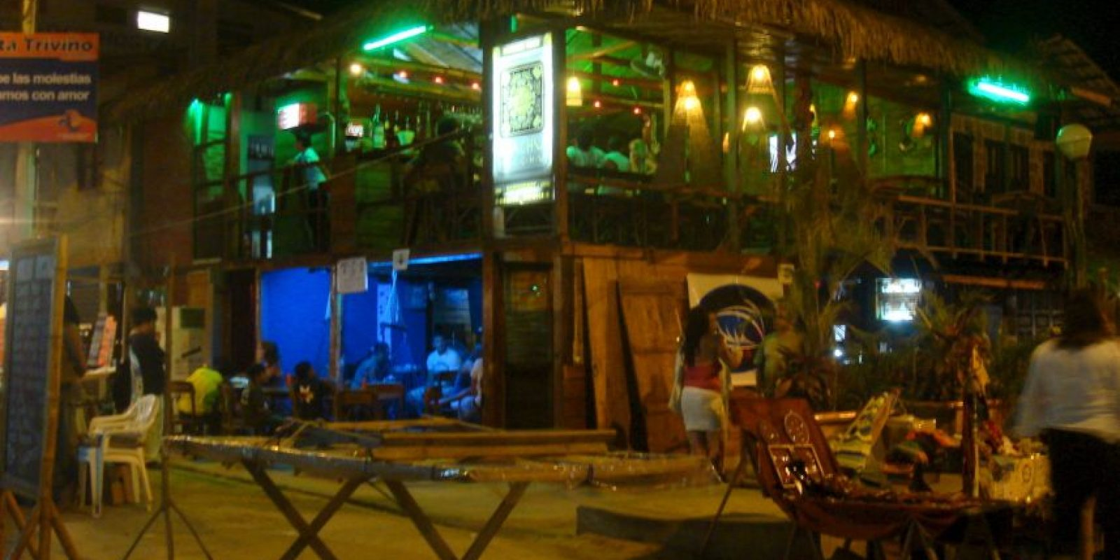 Se encuentra a solamente 200 Km de la ciudad de Guayaquil. Foto:Flickr.com