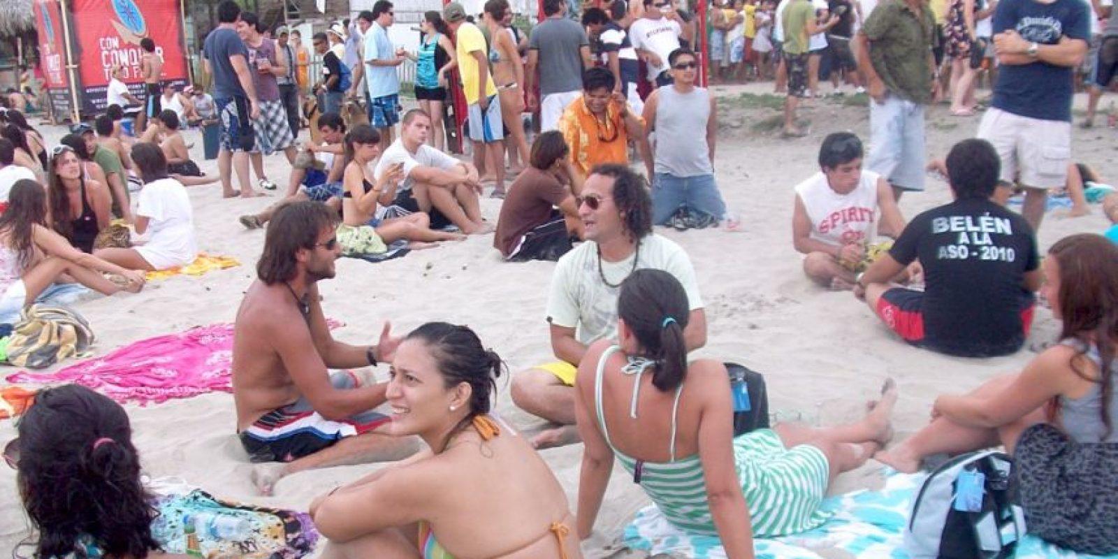 Se ubica en las costas ecuatorianas Foto:Flickr.com