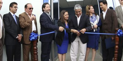 Hace unos días se inauguró el hospital em Puerto Barrios, Izabal. Foto:IGSS
