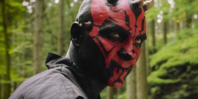 Star Wars: Fantástico cortometraje relata la historia de Darth Maul