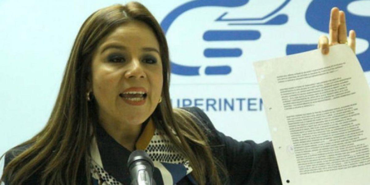 Así ha cambiado la exintendente de Aduanas, Claudia Méndez, vinculada al Caso La Línea