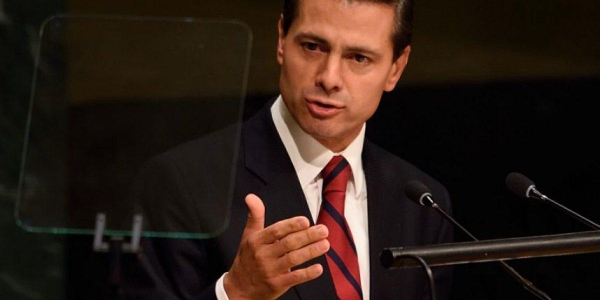 Respuesta de Enrique Peña Nieto a declaraciones de Donald Trump sobre México (2016)
