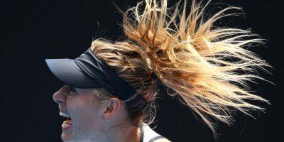 Maria Sharapova acepta que dio positivo en control antidopaje