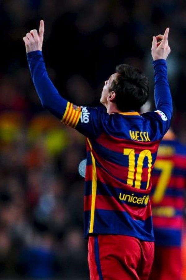Dos amigos discutían sobre las cualidades de Lionel Messi y Cristiano Ronaldo Foto:Getty Images