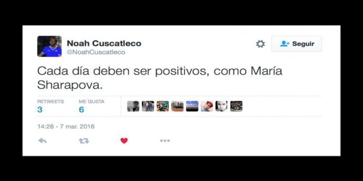 Twitter: Así se burla Internet del doping de Maria Sharapova