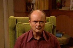 "Kurtwood Smith era ""Red Forman"". Foto:vía FOX"