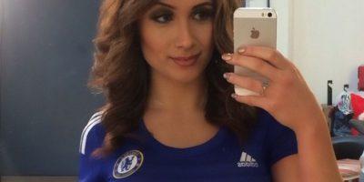 Es modelo y conductora de un programa dedicado al Chelsea en YouTube Foto:Vía instagram.com/sophieroseutcx