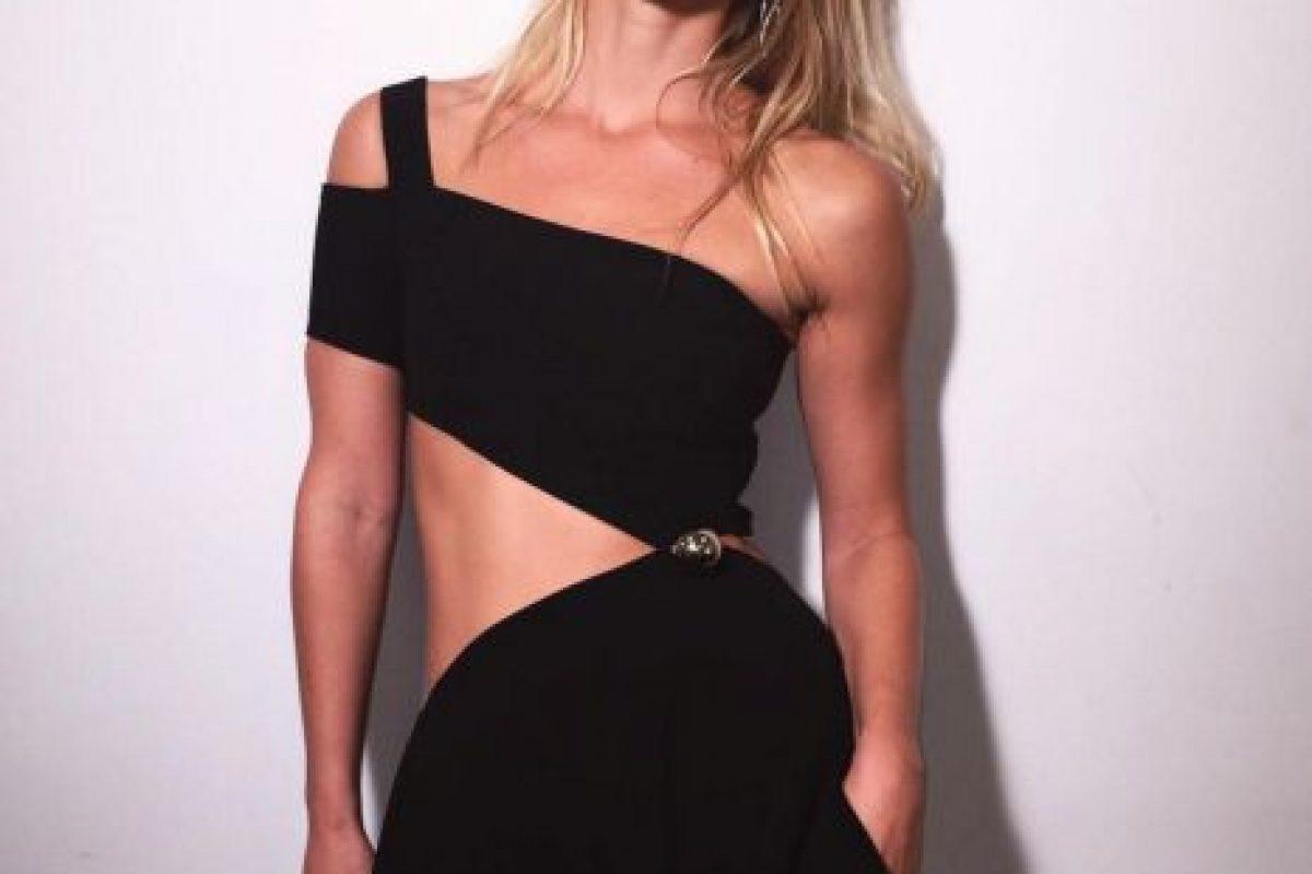 La modelo es una declarada hincha del Barcelona. Foto:Vía instagram.com/barrefaeli