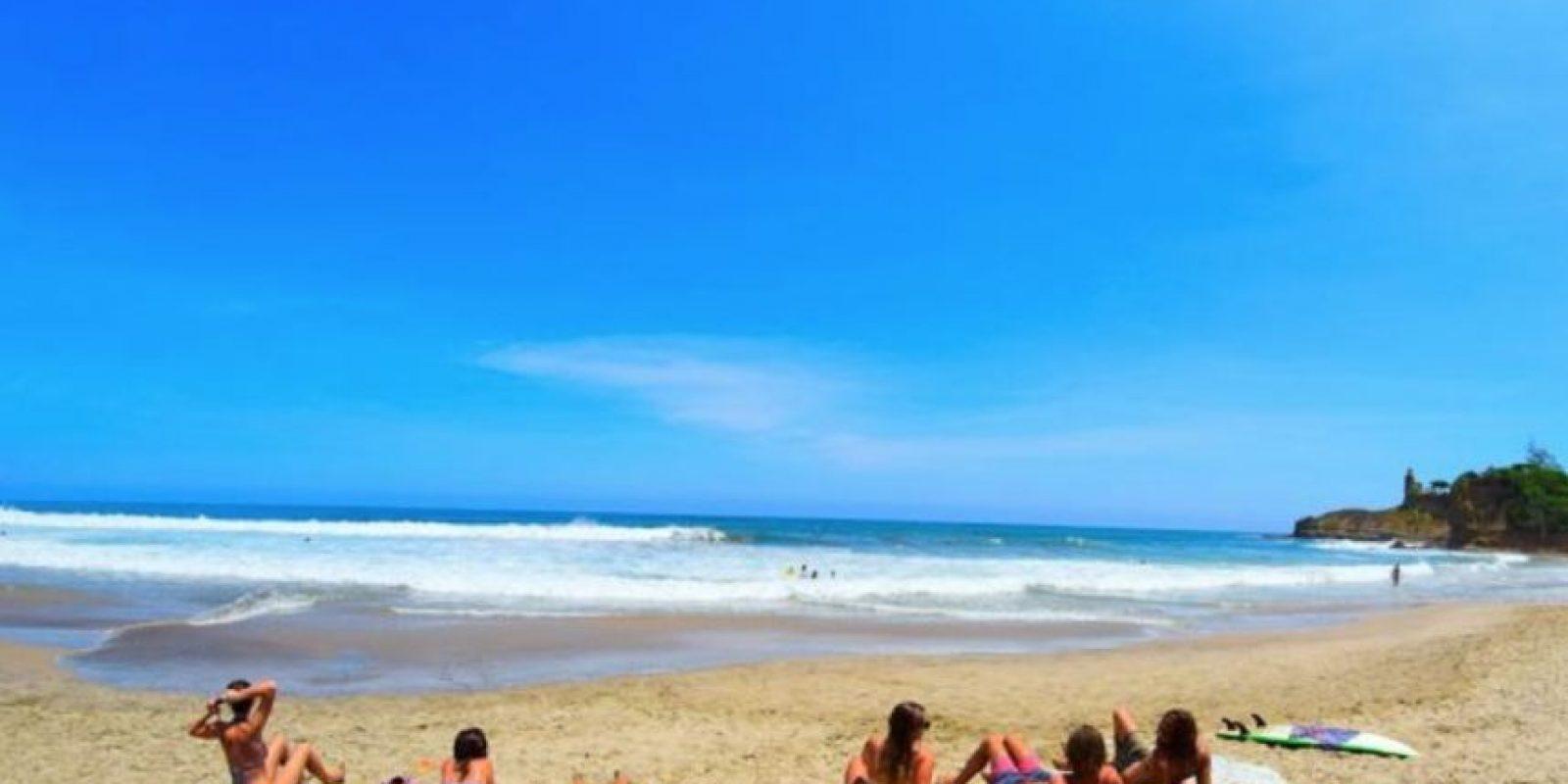 Actualmente es un balneario turístico internacional Foto:facebook.com/montanitafans