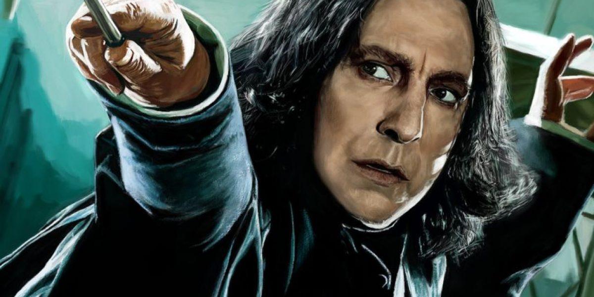 """Video. La película """"Severus Snape y los Merodeadores"""" es un hecho"""