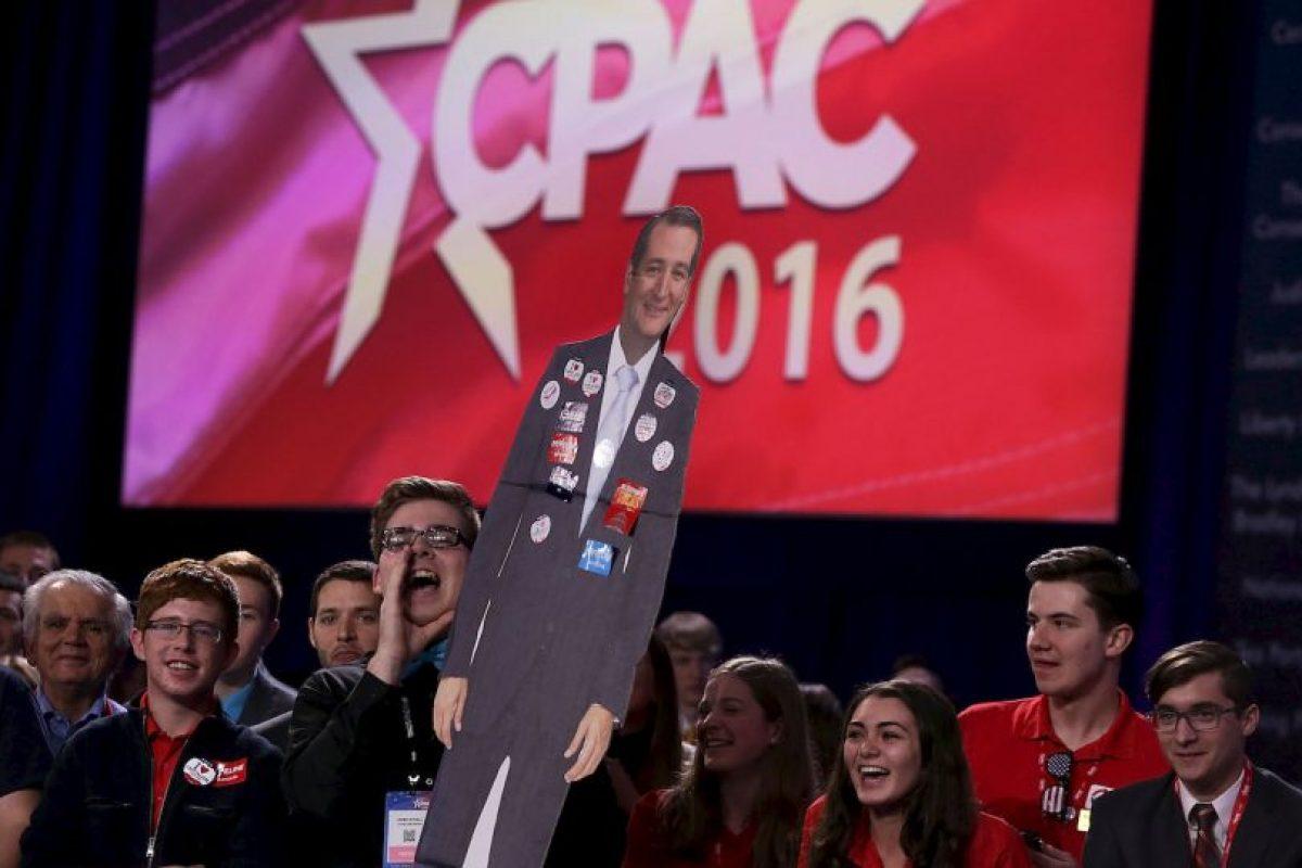 Ahora solo quedan cuatro precandidatos del lado republicano Foto:AFP