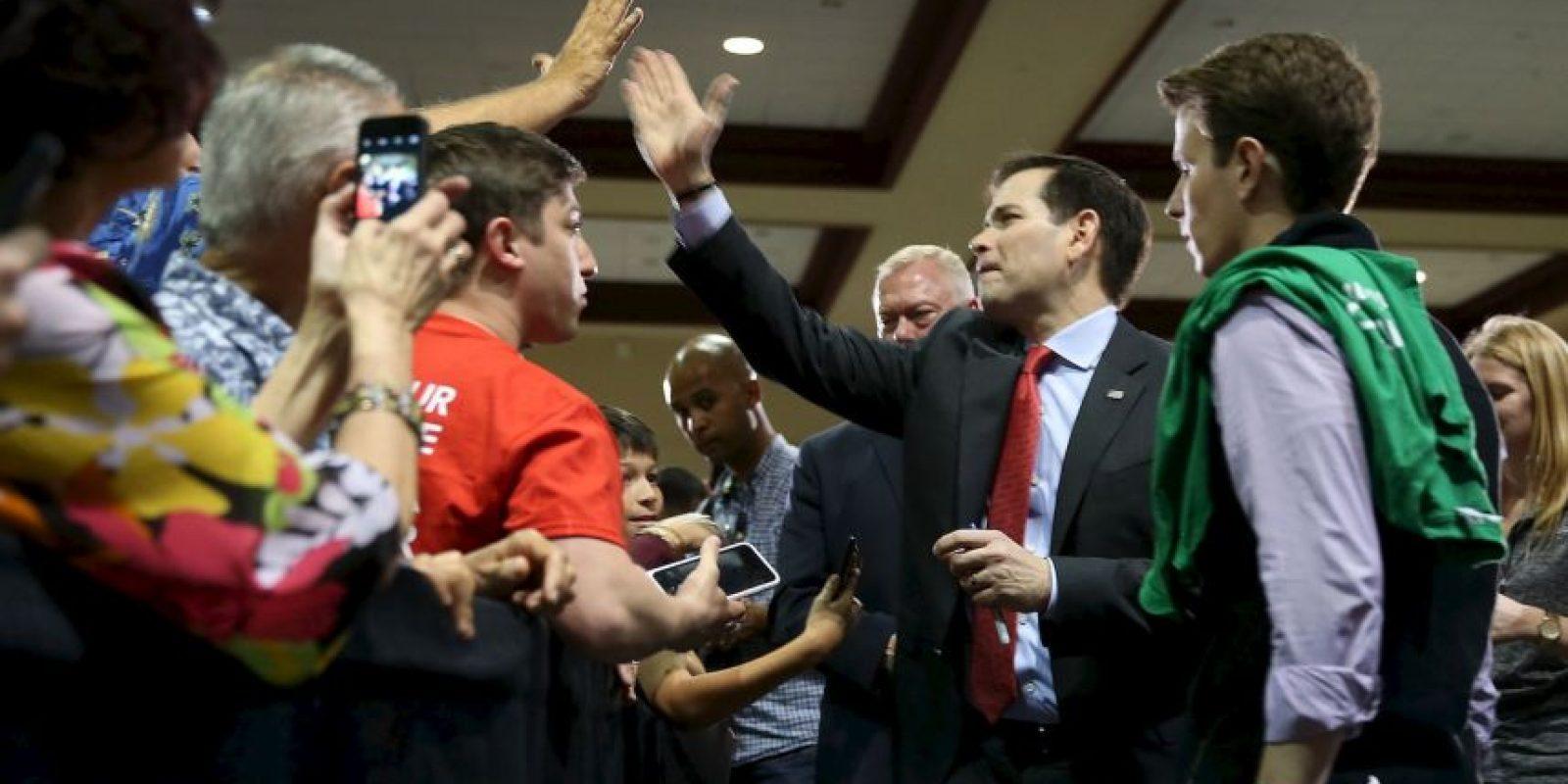 Marco Rubio Foto:AFP