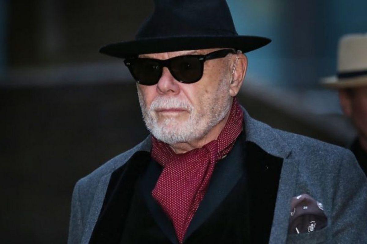 El artista fue encontrado culpable de abusar de tres jóvenes entre 1975 y 1980 Foto:Getty Images