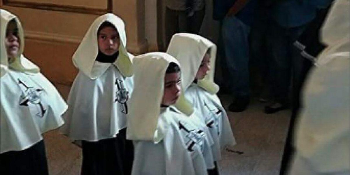 La Hermandad de Santo Domingo estrenará Escuadrón Infantil de Caballeros
