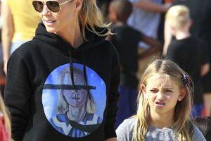 Heidi Klum y Leni Foto:Grosby Group